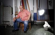 Au studio photo de Kamel Agrebi