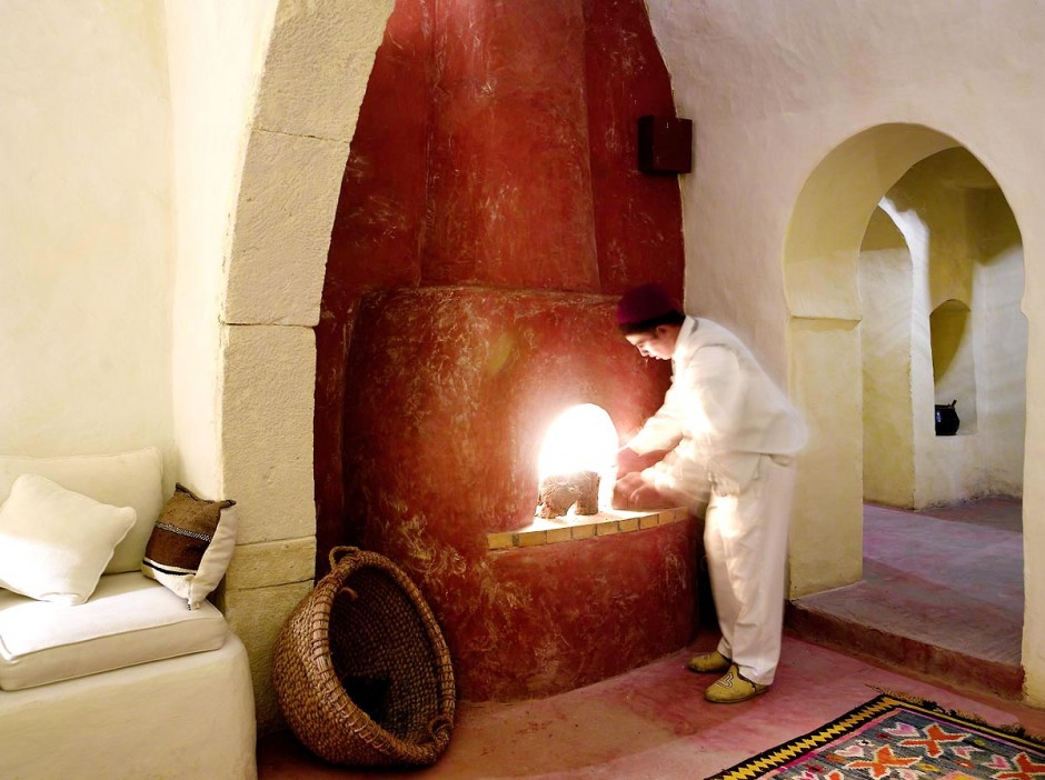Hotel de charme Dar Dhiafa - Erriadh - Ile de Djerba