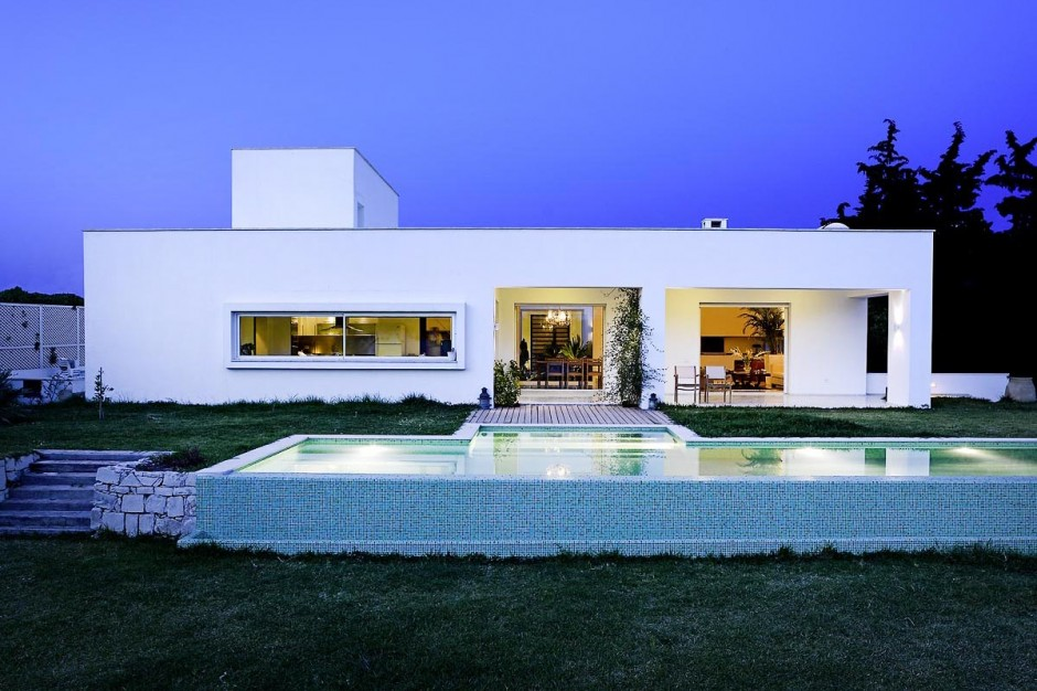 Architecture maison moderne tunisie 28 images plan de for Villas modernes architecture
