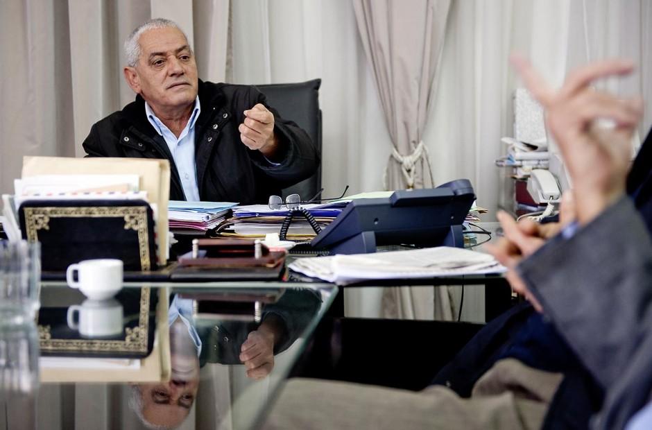 12 mars 2011 : Réunion dans le bureau du Secrétaire Adjoint de l