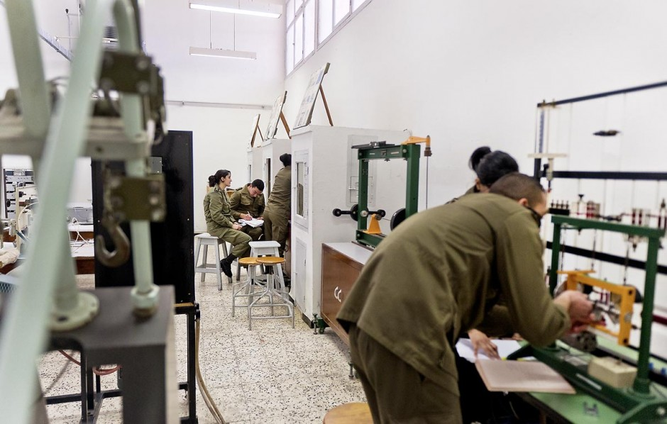 Atelier de mécanique et de technologie de l