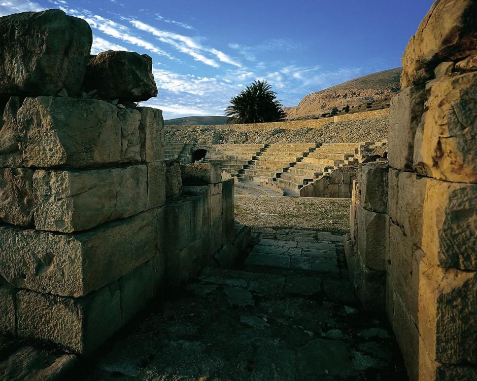 theatre de bulla regia