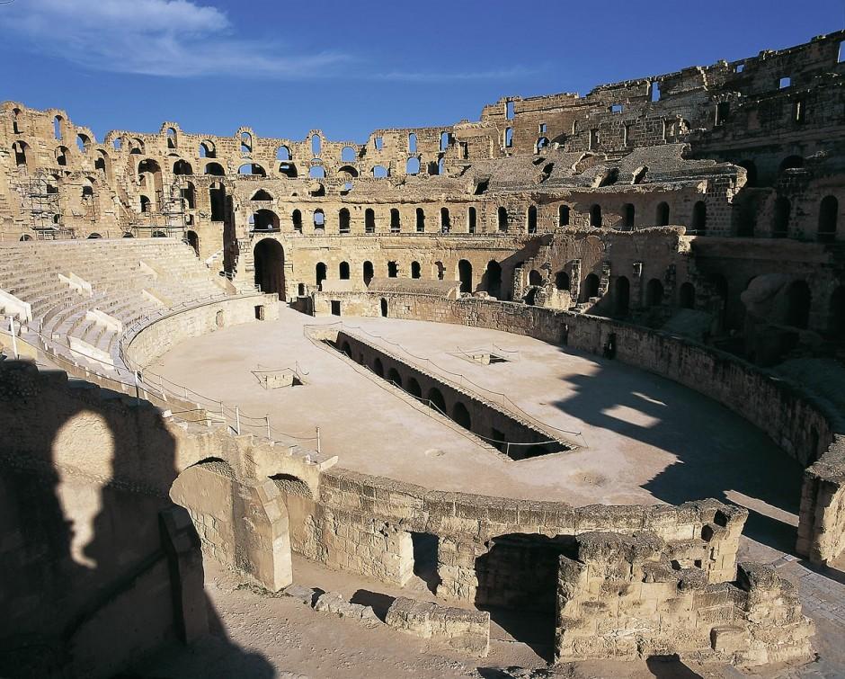 amphitheatre romain d