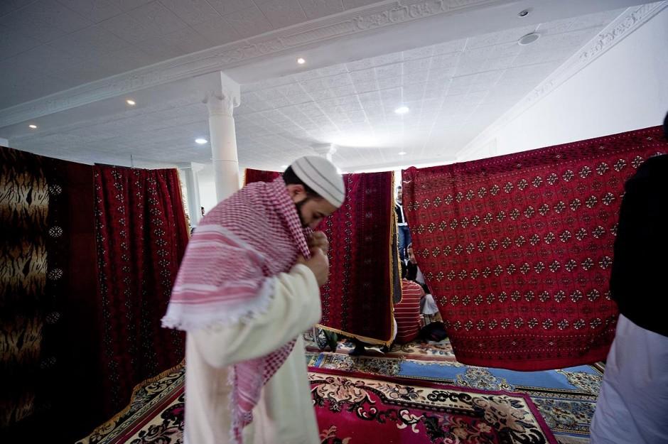 12 novembre 2011 : Cours du week end dans cette école salafiste qui vient d