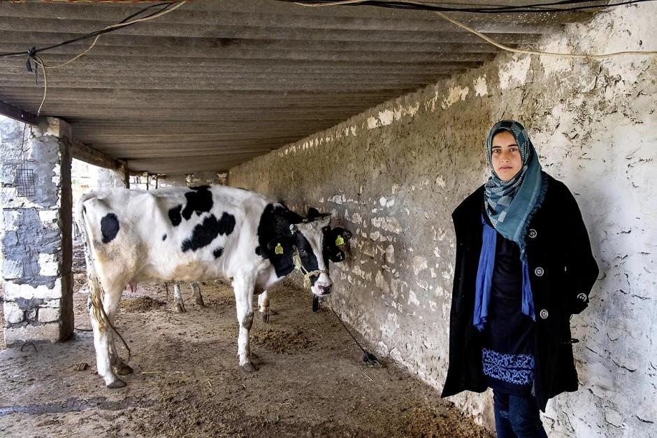 17 janvier 2014 : Nadia, 16 ans en échec scolaire a quitté l