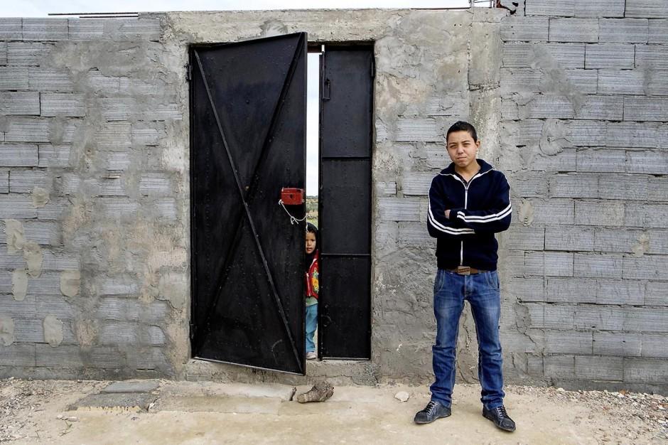 17 janvier 2014 : Walid , 17 ans a quitté le collège en échec scolaire, il s