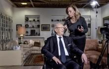 Le Président de la République Beji Caïd Essebsi chez lui à Tunis - 2014