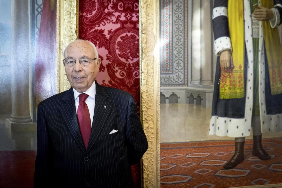 6 février 2015 : Lazhar Karoui Chebbi, 87 ans, membre du comité exécutif parti Nidaa Tounes, a été nommé ministre représentatif de Beji Caid Essebsi. Deux jours après le vote de confiance du nouveau gouvernement de Habib Essid à l